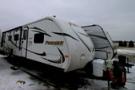 Used 2012 Keystone Bullet 30RLPR Travel Trailer For Sale
