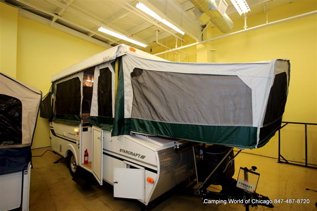 Used 2004 Starcraft Centennial 3604 Pop Up For Sale
