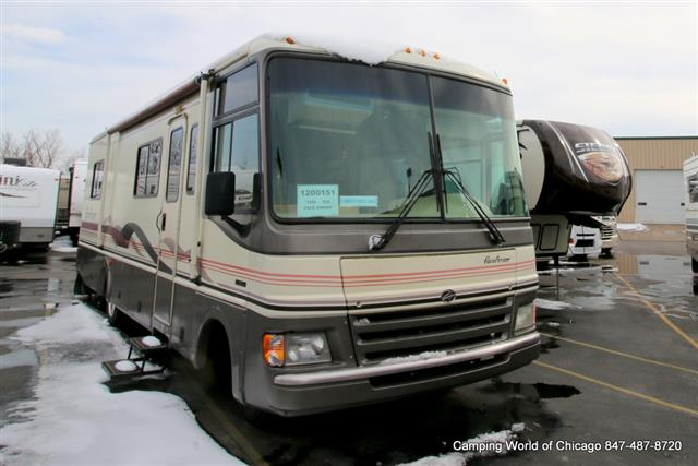 Used 1996 Fleetwood Pace Arrow 32G Class A - Gas For Sale