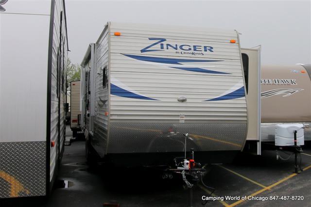2013 Crossroads Zinger
