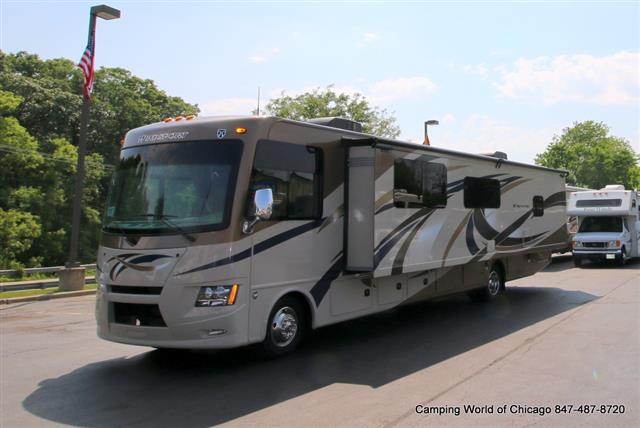New 2016 THOR MOTOR COACH Windsport 34F Class A - Gas For Sale