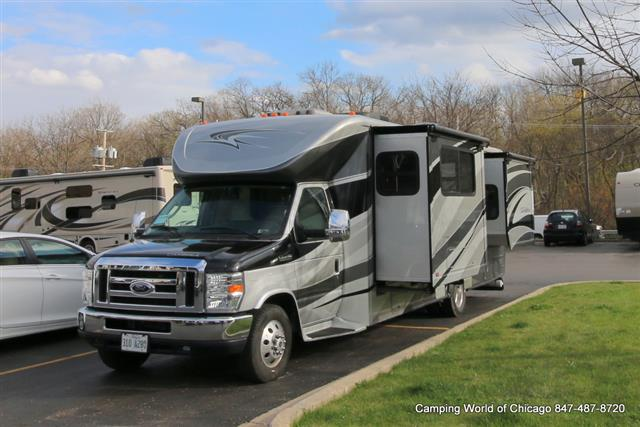 Used 2011 Itasca Cambria 28B Class B Plus For Sale
