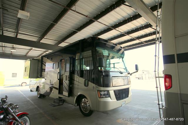Used 2010 Tiffin Allegro 32BA Class A - Gas For Sale