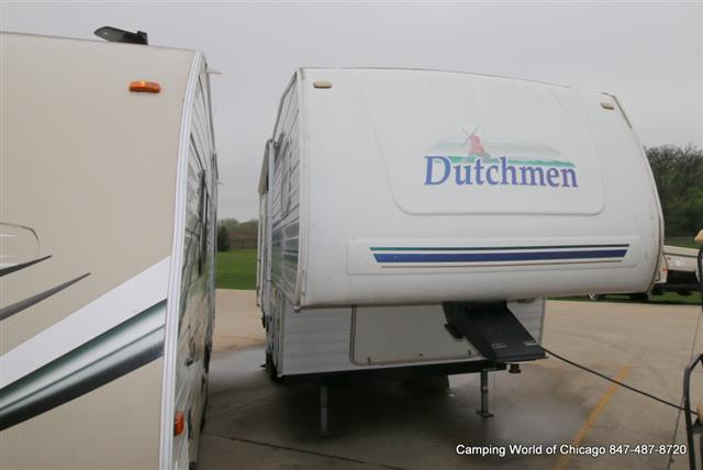 Used 2002 Dutchmen Dutchmen 25RK Fifth Wheel For Sale