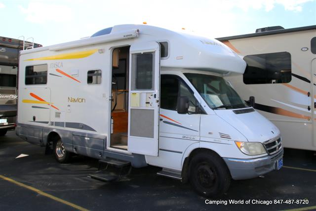 Used 2006 Itasca Navion 23J Class C For Sale