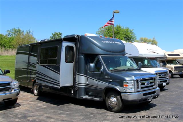 Used 2010 Coachmen Concord 300TS Class C For Sale