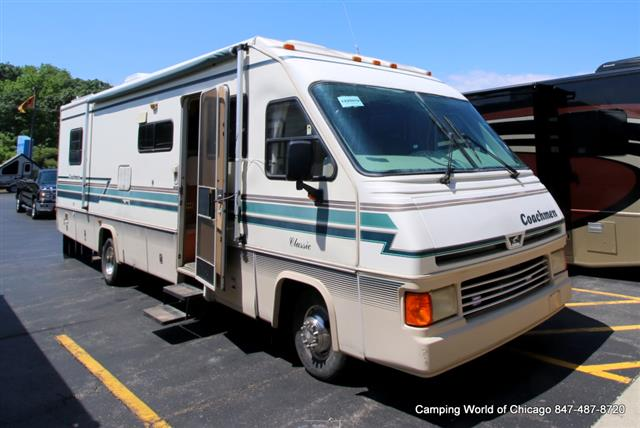 Used 1992 Coachmen Classic 340MB Class A - Gas For Sale