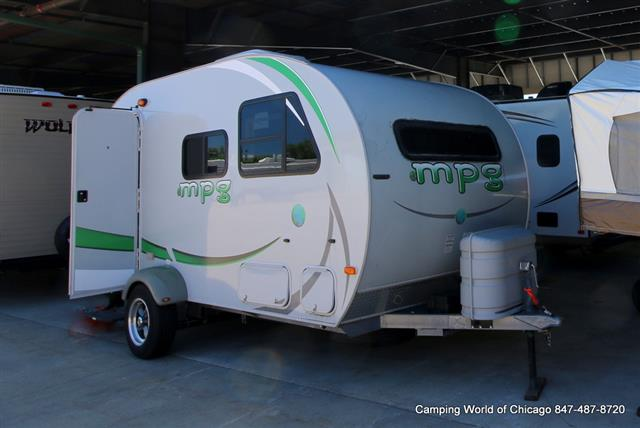 Used 2011 Heartland MPG 182 Travel Trailer For Sale
