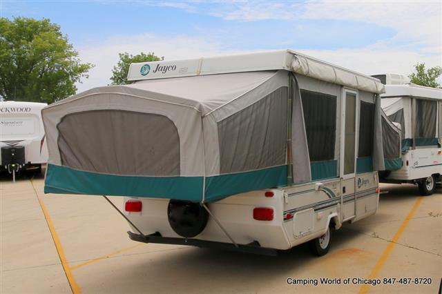 Used 1997 Jayco Eagle 1005 Pop Up For Sale