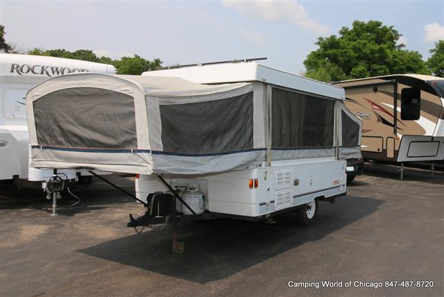 Used 2003 Fleetwood Coleman SANTE FE Pop Up For Sale