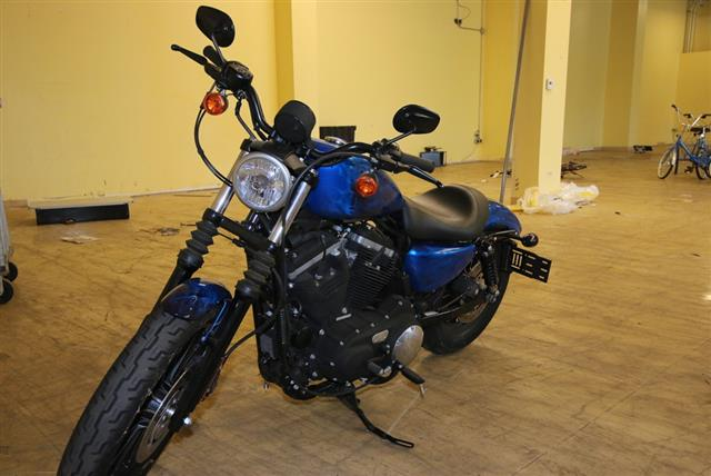 Used 2010 HARLEY DAVIDSON HARLEY DAVIDSON XL883N Other For Sale