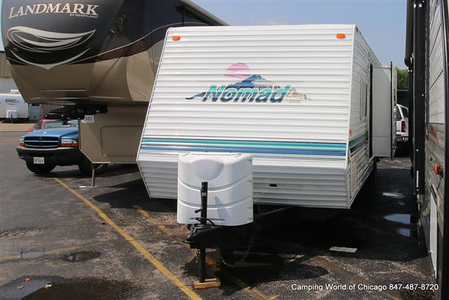 Used 2002 Skyline Nomad 259 Travel Trailer For Sale