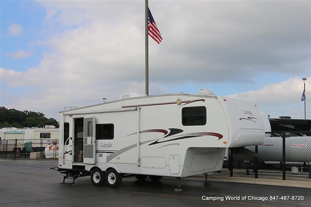 Used 2003 Keystone Laredo 25RL Fifth Wheel For Sale