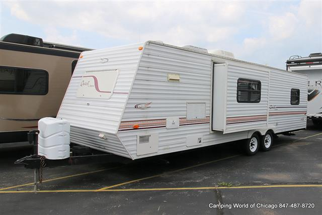 Used 2001 Jayco Quest 292E Travel Trailer For Sale