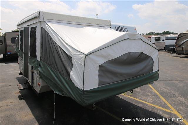 Used 2006 Forest River Rockwood 2280 Pop Up For Sale