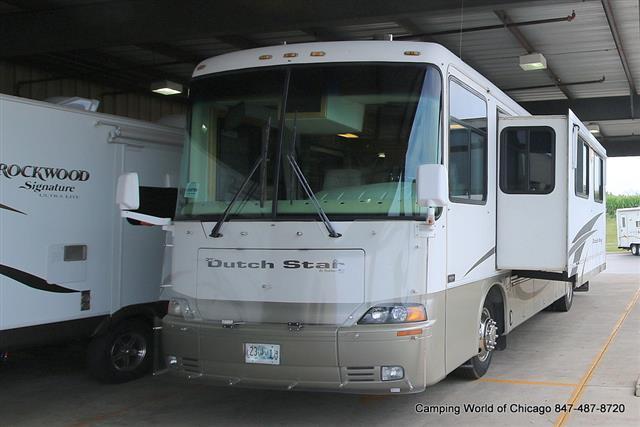 2002 Newmar Dutchstar