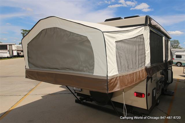 Used 2015 Forest River Premier 2516G Pop Up For Sale