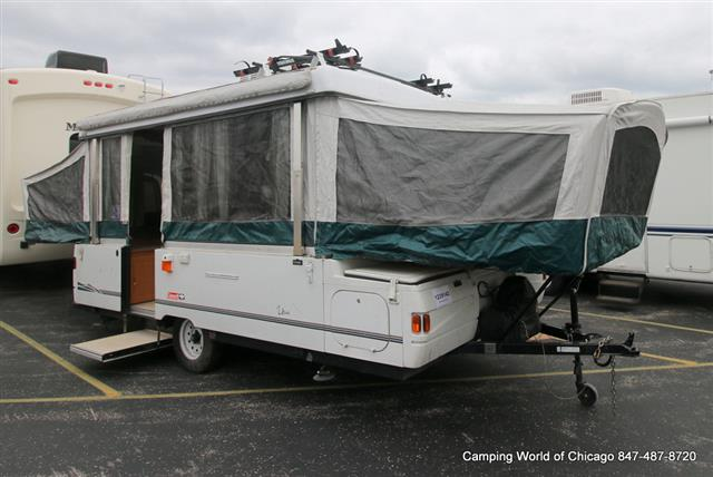 Used 2001 Coleman Coleman UTAH Pop Up For Sale