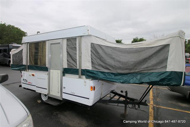 Used 2000 Coleman Coleman SEDONA Pop Up For Sale