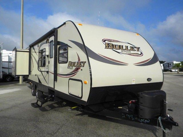 2014 Travel Trailer Keystone Bullet