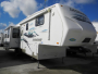 Used 2008 Jayco Designer 34RLQS Fifth Wheel For Sale