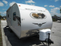 Used 2011 Cherokee Grey Wolf 19RR Travel Trailer Toyhauler For Sale