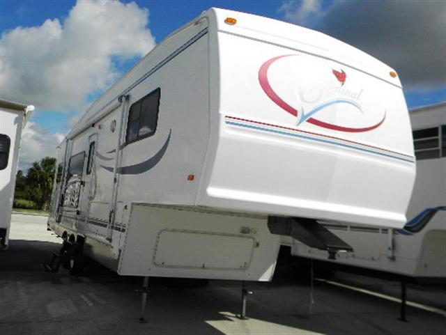 2004 Fifth Wheel Forest River Cardinal