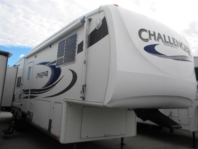 Used 2006 Keystone Challenger 34TLB Fifth Wheel For Sale