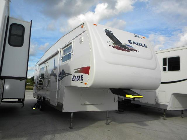 2006 Fifth Wheel Jayco Eagle