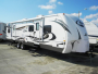 Used 2012 Keystone Cougar 31SQB Travel Trailer For Sale
