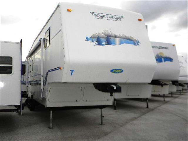 Buy a Used Sunnybrook Mobile Scout in Bartow, FL.