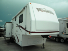 Used 2007 WESTERN RV Alpenlite VOYAGER 34RLR Fifth Wheel For Sale