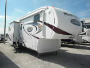 Used 2010 Keystone Montana 347THT Fifth Wheel Toyhauler For Sale
