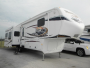 Used 2012 Keystone Montana HICKORY 3665RE Fifth Wheel For Sale