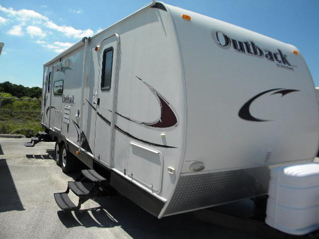 Used 2009 Keystone Outback 268RL Travel Trailer For Sale
