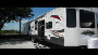 Used 2012 Keystone RETREAT 39FKS Travel Trailer For Sale