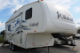 Used 2007 Forest River Wildcat 24RL Fifth Wheel For Sale