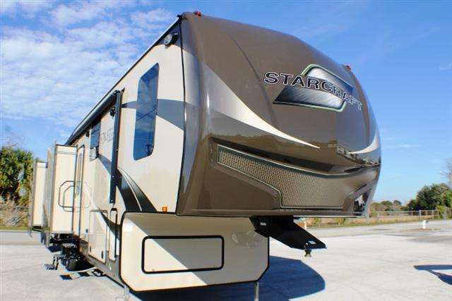 2015 Fifth Wheel Starcraft SOLSTICE