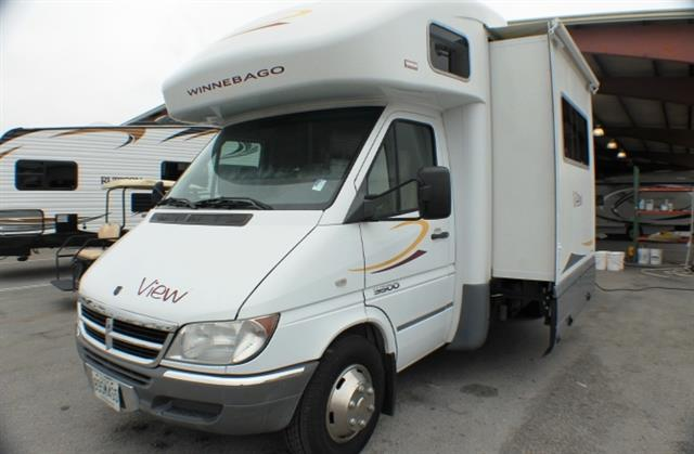 Camping World Kaysville >> Used 2007 Winnebago View Class B Plus For Sale In Bartow ...