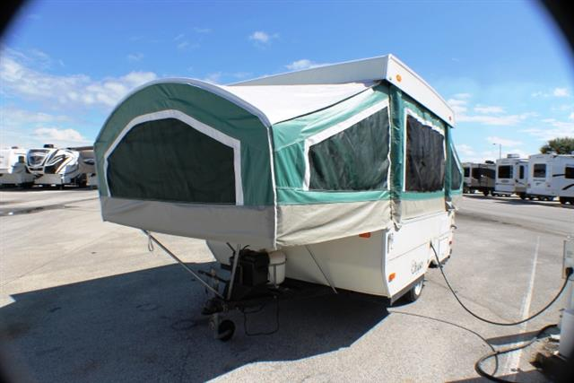 Buy a Used Coachmen Clipper in Bartow, FL.