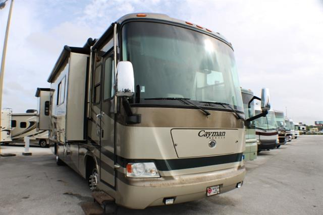 Used 2007 Monaco Cayman 36PDQ Class A - Diesel For Sale