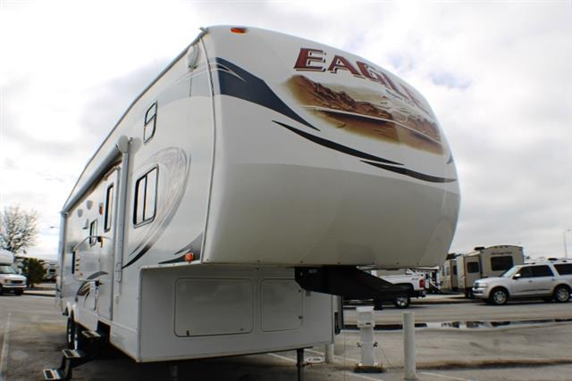 Used 2012 Jayco Eagle 31.5BHS Fifth Wheel For Sale