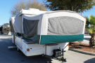 Used 2001 Coleman Bayside 4578 Pop Up For Sale