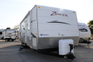 Used 2009 Crossroads Zinger 32QB Travel Trailer For Sale
