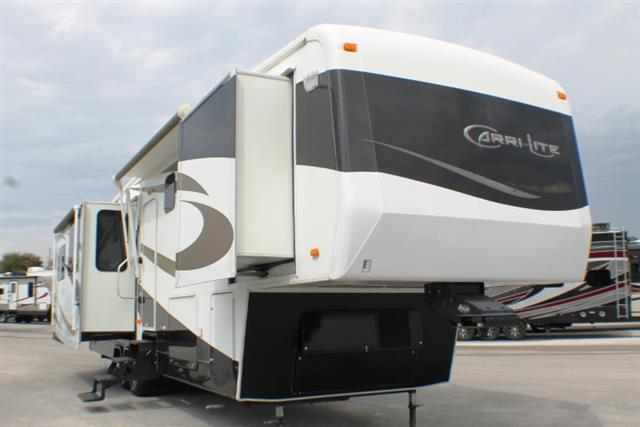 Used 2008 Carriage Carri-lite 36TRM5 Fifth Wheel For Sale
