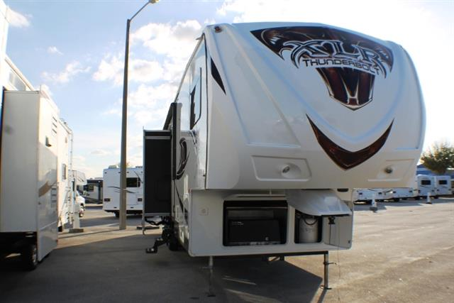 2012 Fifth Wheel Toy Hauler Forest River Xlr