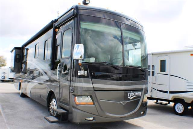 Used 2007 Fleetwood Discovery 39V Class A - Diesel For Sale