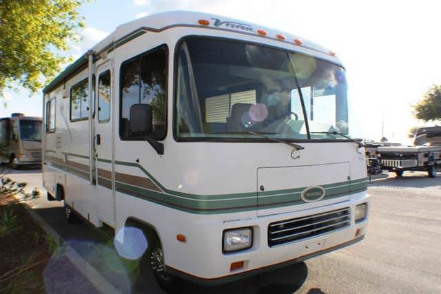 Used 1997 Rexhall Vision V25 Class A - Gas For Sale