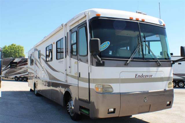 Used 2001 Holiday Rambler Endeavor 40PBD Class A - Diesel For Sale