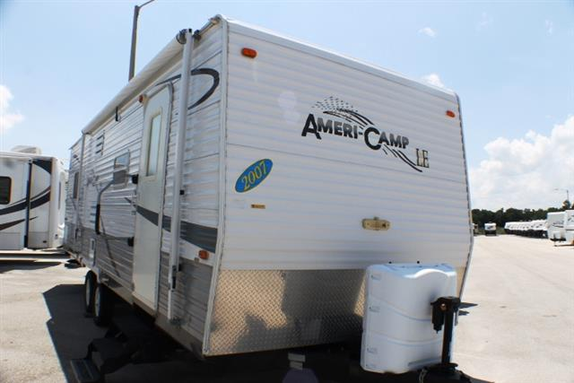 Used 2007 Americamp RV Le Series 304T Travel Trailer For Sale